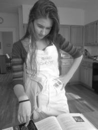 Cooking!